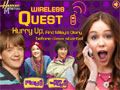 Hannah Montana Wireless Quest